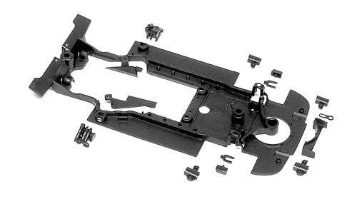 Slot.it Chassis EVO-6 für Sauber C9 / 1 Stück