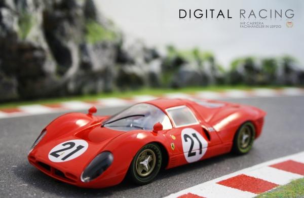 Policar 330P4 Nr.21 Le Mans 1967