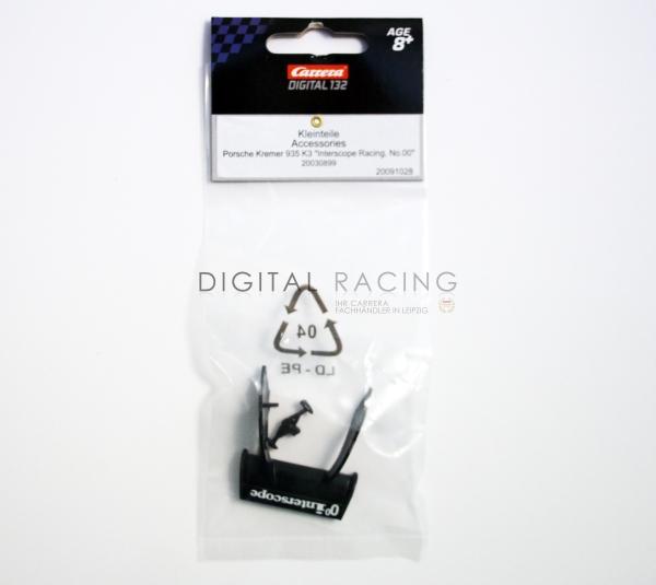 Kleinteile für Porsche Kremer 935 K3 Interscope Racing Nr.00