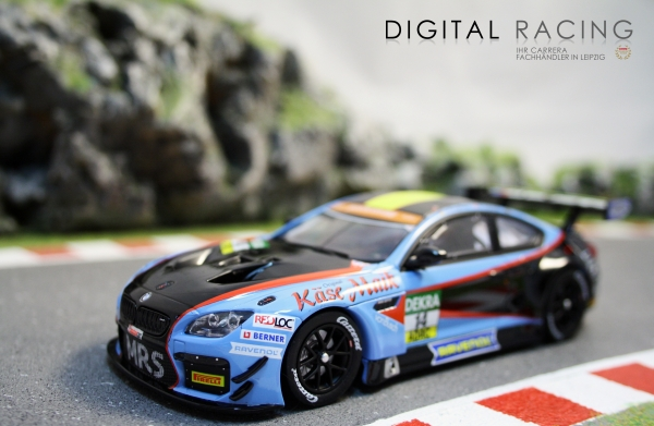 Carrera Digital 132 BMW M6 GT3 No.14 Molitor Racing