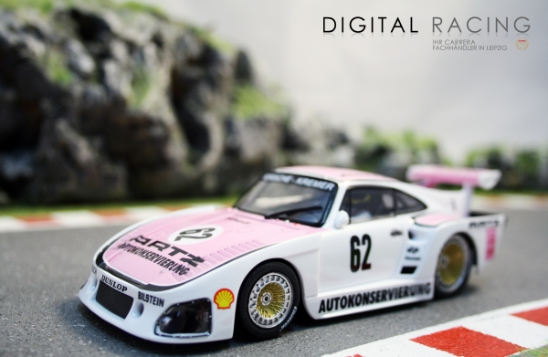 Carrera Digital 132 Porsche Kremer 935 K3 Kremer Racing No.62