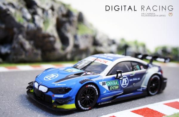Carrera Digital 132 BMW M4 DTM No.25 P.Eng