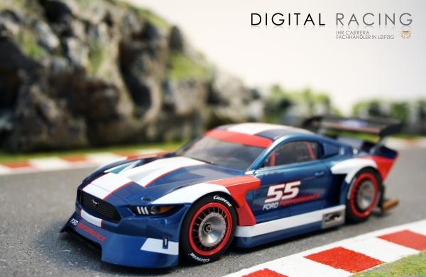 Carrera Digital 132 Ford Mustang GTY No.55