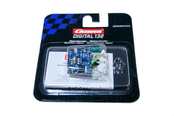 Carrera Digital Blinklicht Decoder f. Evolution-Fahrzeuge (26743)