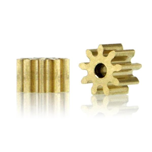 Slot.it Motorritzel 5.5mm 10z / 2 Stk. für Inliner-Antrieb