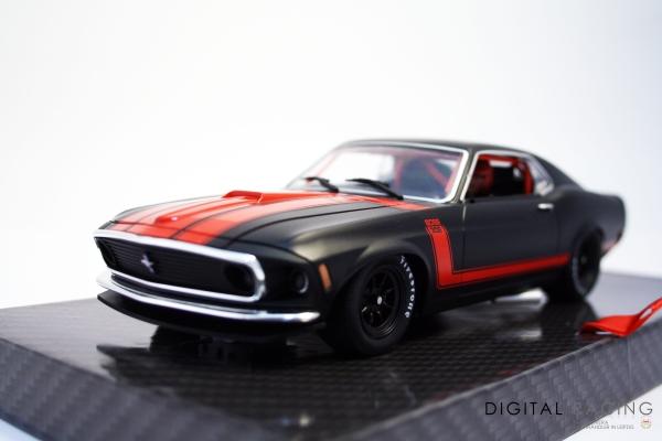 BRM 1:24 Mustang Black Edition