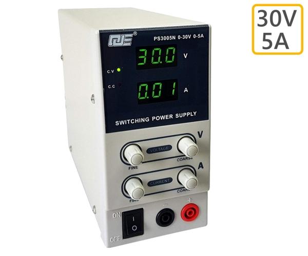 LBN-305 einstellbares DC Labornetzteil 0-30V / 5A