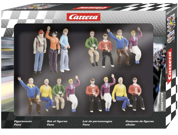Carrera 1:32 Figurensatz Fans