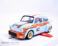 BRM / TTS 1:24 Fiat Abarth 1000 TCR Team Gulf Edition