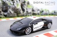 Carrera Digital 132 Lamborghini Huracán LP610-4 Police