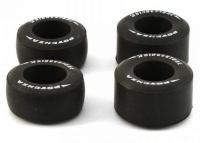 Scalextric Reifen für Mercedes GP Petronas 1:32