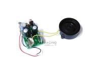 Scalextric PCB Board / Sound + Lautsprecher Sirene