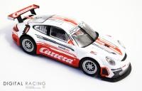 Frontspoilerlippe für Carrera D132 / EVO Porsche GT3 RSR