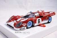 BRM 512M #6 TEAM SCUDERIA FILIPINETTI 24h Le Mans