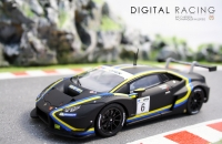 Carrera Digital 132 Lamborghini Huracan GT3 Vincenzo Sospiri Racing No.6