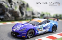 Carrera Digital 132 Chevrolet Corvette C7.R RWT-Racing No.13