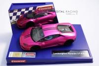 Carrera Digital 132 Lamborghini Huracan LP 610-4 Pink