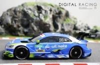 Carrera Digital 132 Audi RS5 DTM R.Frijns No.4