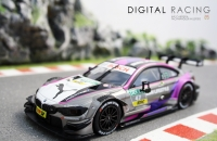 Carrera Digital 132 BMW M4 DTM J.Eriksson No.47