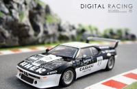 Carrera Digital 132 BMW M1 Procar Cassani Racing No.77 1979