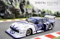 Carrera Digital 132 Ford Capri Zakspeed Turbo D&W-Zakspeed Team No.3