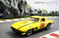 Carrera Digital 132 Chevrolet Corvette Sting Ray No.35
