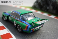 Carrera Digital 132 BMW 3.5 CSL No.12 1976