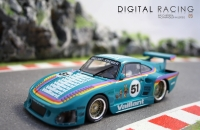 Carrera Digital 132 Porsche Kremer 935 K3 Vaillant No.51