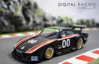 Carrera Digital 132 Porsche Kremer 935 K3 Interscope Racing No.00