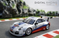 NSR Porsche 997 RSR Nr.12 Martini Limited Edition