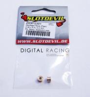 Slotdevil Gleitlager V2.0 Race 2,38 x 4,9 x 3,8 mm / 2 Stück