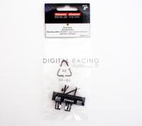Kleinteile für Mercedes-AMG C63 DTM L. Auer No.22
