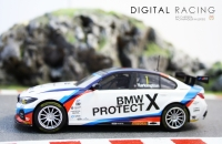 Scalextric BMW 330I M-SPORT - BTCC 2019 - C. Turkington