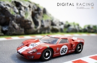 Scalextric Ford GT40 - No.83