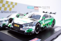 Carrera Digital 124 Audi RS 5 DTM No.99 M.Rockenfeller