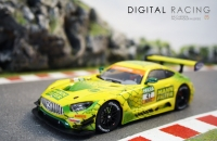 Carrera Digital 132 Mercedes-AMG GT3 No.47 MANN-FILTER Team HTP