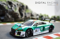 Carrera Digital 132 Audi R8 LMS No.29 Winner 24h Nürburgring