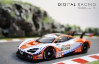 Carrera Digital 132 McLaren 720S GT3 No.17