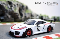 Carrera Digital 132 Porsche 935 GT2 No.70