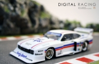 Carrera Digital 132 Ford Capri Zakspeed Turbo No.4 Lili Reisenbichler