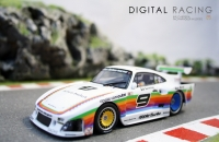 Carrera Digital 132 Porsche Kremer 935 K3 No.9 Sebring 1980
