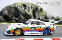 Carrera Digital 132 Porsche Kremer 935 K3 No.9 Sebring 1980