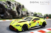 Carrera Digital 132 Aston Martin Vantage GT3 No.95