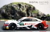 Carrera Digital 132 Audi RS 5 DTM No.33 R.Rast