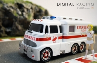 Carrera Digital 132 Carrera Ambulance inkl. Figur