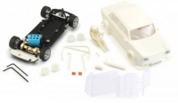 BRM Simca 1000 Bausatz White Kit