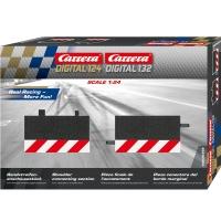 Carrera Digital 124/132 Randstreifen Anschlussstück
