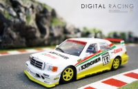 Slot.it Mercedes-Benz 190E Nr.12 Zolder 1992