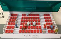Tribünensitze Vorlage ( PDF ) - passend zu Carrera 21100