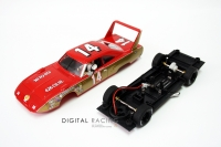 Carrera 1:32 Plymouth Superbird No.14 - Standmodell